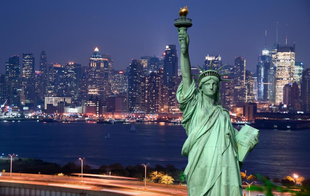 где жить в нью йорке
